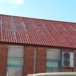 Облазит металлочерепица, мойка и покраска металлических крыш