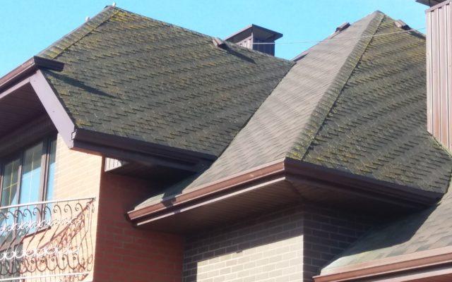 мойка мягкой крыши