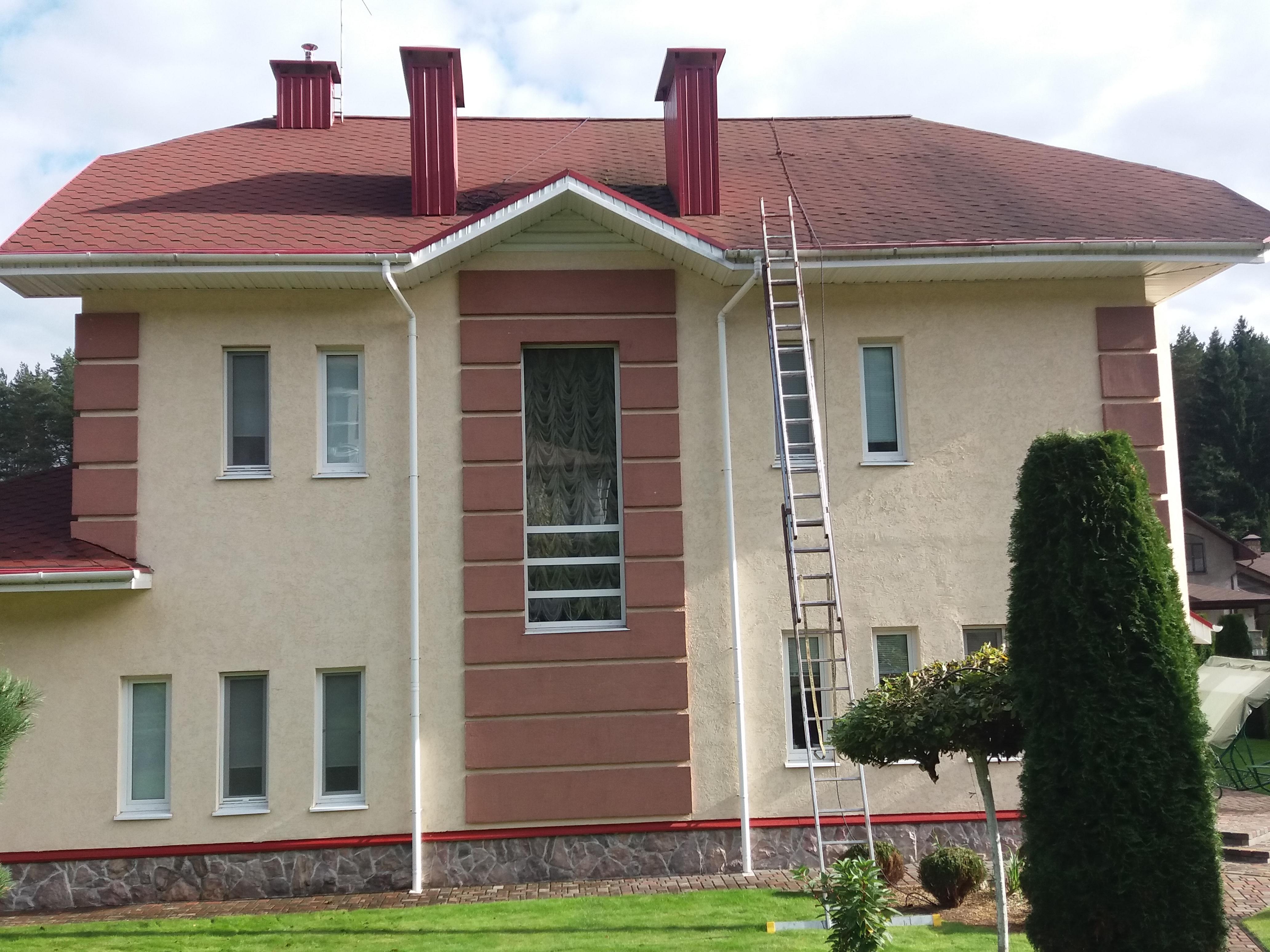 восстановление крыш по РБ